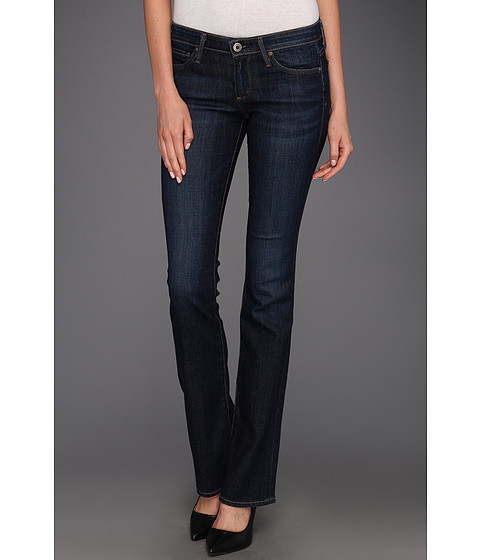 AG Adriano Goldschmied - Olivia Skinny Bootcut in Crest Blue (Crest Blue) Women