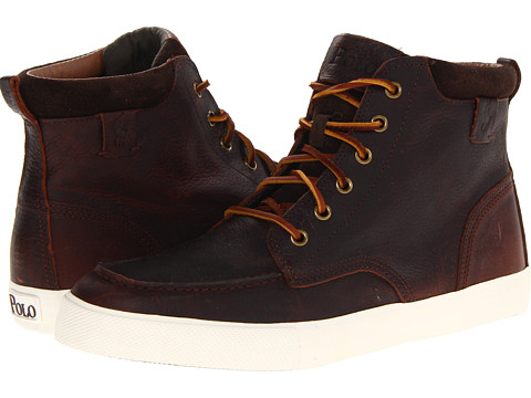 Polo Ralph Lauren - Tedd (Mahogany/Dark Brown) Men