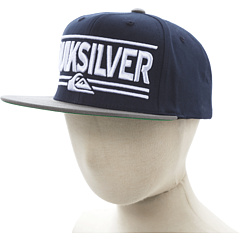 SALE! $16.99 - Save $11 on Quiksilver Inform (Big Kids) (Navy) Hats - 39.32% OFF $28.00