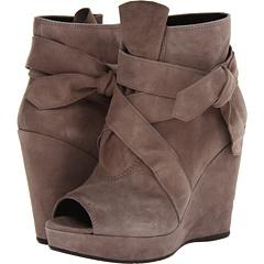 Stuart Weitzman Itsawrap (Topo Suede) Footwear