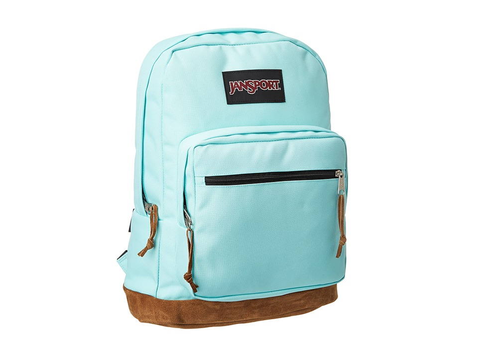 JanSport - Right Pack (Aqua Dash) Backpack Bags