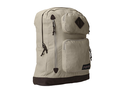 JanSport - Houston (Desert Beige) Backpack Bags