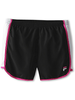 SALE! $9 - Save $21 on Fila Kids Solid Primo Short (Big Kids) (Rich Black) Apparel - 70.00% OFF $30.00