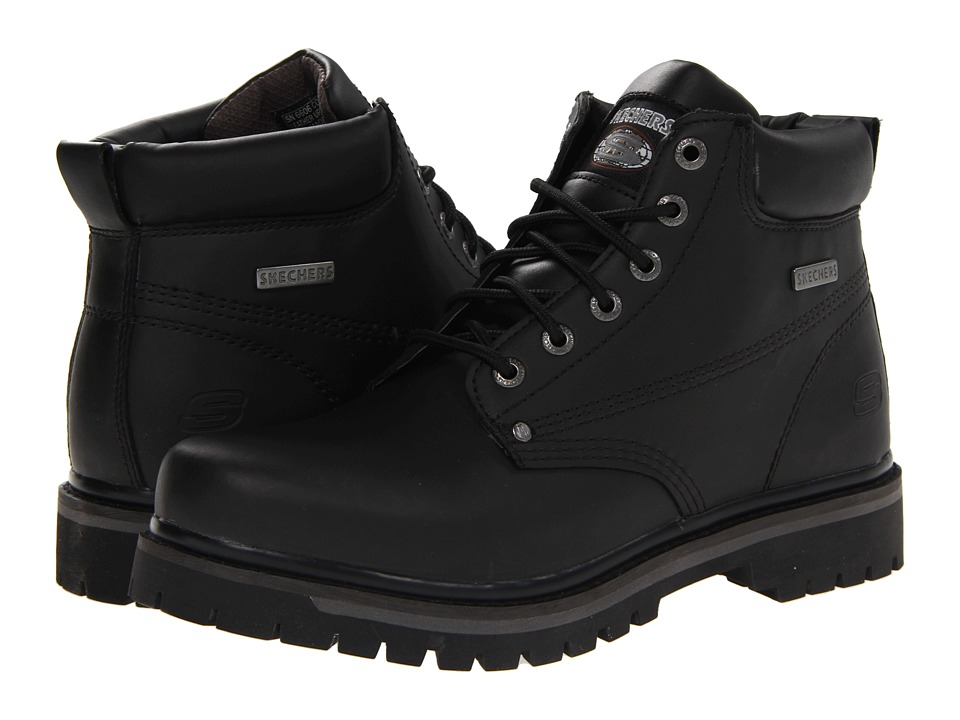 SKECHERS Tom Cats Bully (Black) Men