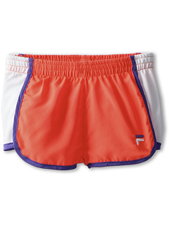 SALE! $12.99 - Save $17 on Fila Kids Solid Primo Short (Little Kids) (Fiery Coral) Apparel - 56.70% OFF $30.00