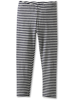 SALE! $11.99 - Save $14 on Kate Mack Poodle In Paris Stripe Legging (Big Kids) (Navy Blue) Apparel - 53.88% OFF $26.00