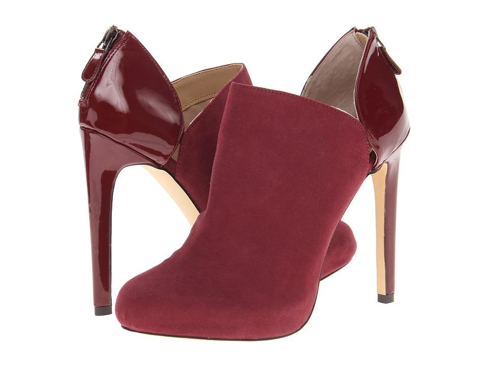 Gabriella Rocha - Kalley (Wine) Women's Dress Zip Boots