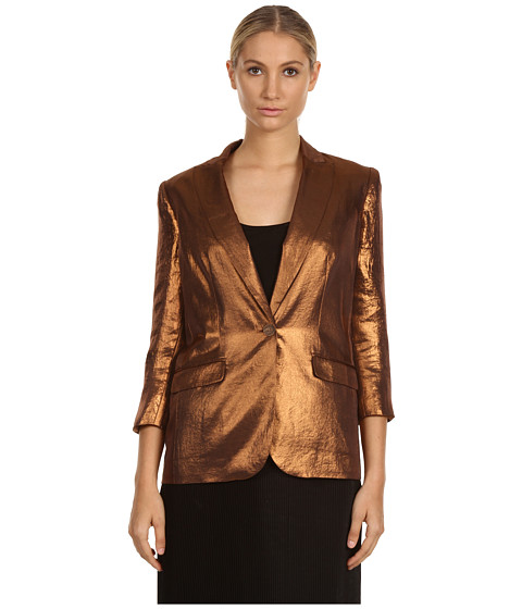 Armani Jeans - Polyester Jacket (Bronze) Women