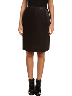 SALE! $121.99 - Save $98 on Armani Jeans Short Pleated Skirt (Black) Apparel - 44.55% OFF $220.00