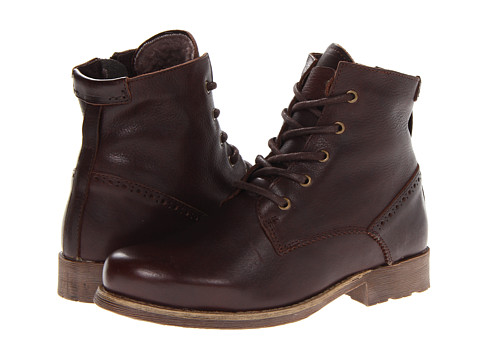 Eric Michael - Brandon (Brown) Men's Lace-up Boots