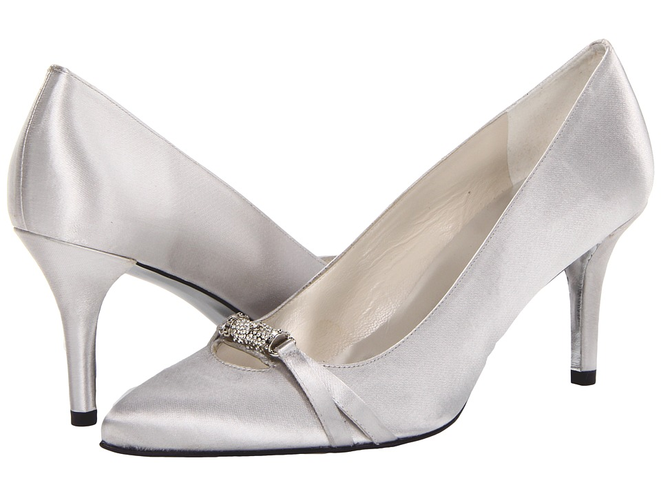 Stuart Weitzman Bridal & Evening Collection Debutant (Moonglow) High Heels