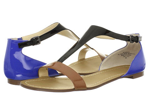 Boutique 9 - Piraya (Navy/Nat/Black) Women's Sandals