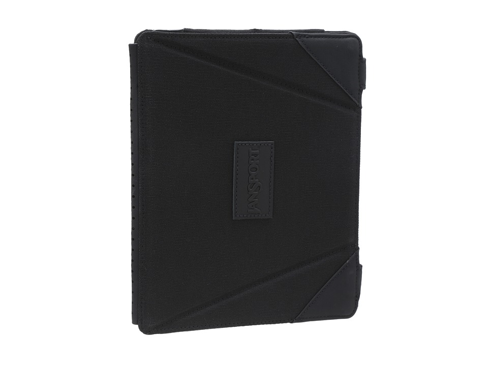 JanSport - 3.0 MagSleeve For iPad (Black) Computer Bags