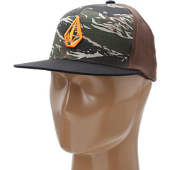 SALE! $14.99 - Save $10 on Volcom Stone J Fit FlexFit Hat (Camouflage) Hats - 40.04% OFF $25.00