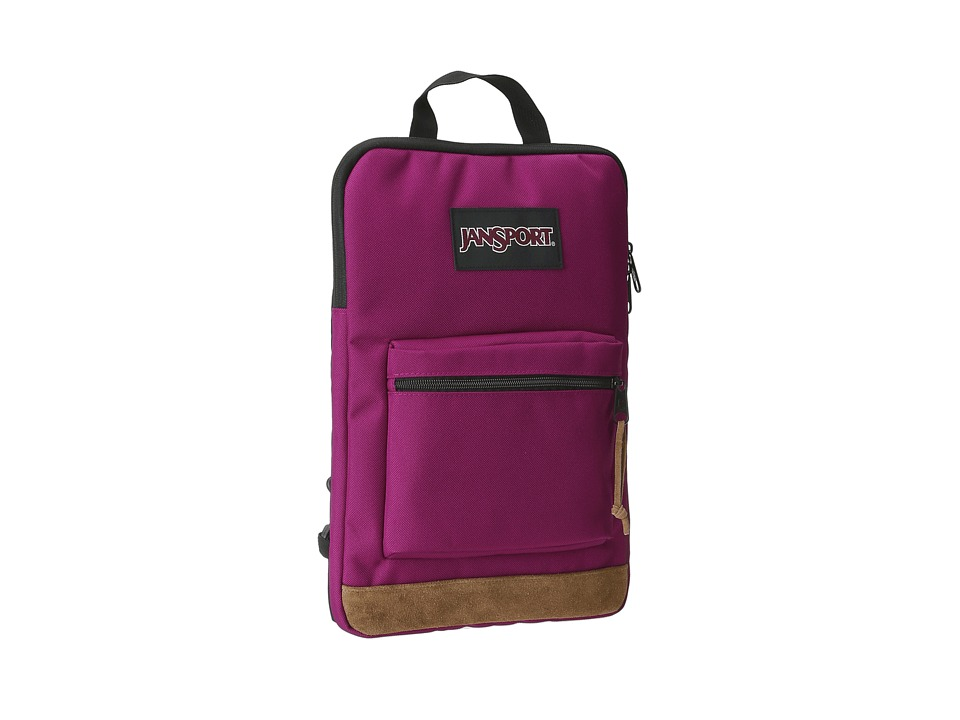 JanSport - Right Pack Sleeve (Berrylicious Purple) Computer Bags