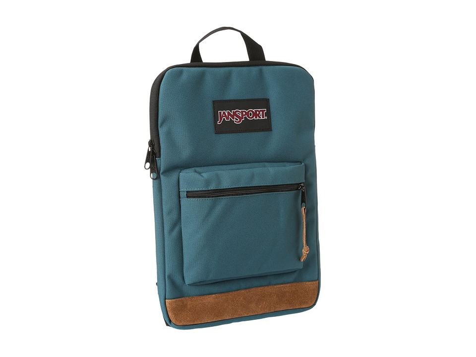 JanSport - Right Pack Sleeve (Taro Teal) Computer Bags