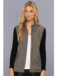 SALE! $99.99 - Save $148 on Splendid Twill Anorak Jacket (Fatigue) Apparel - 59.68% OFF $248.00