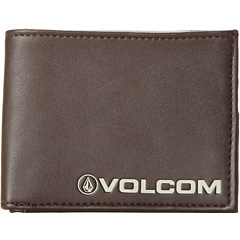 SALE! $16.99 - Save $8 on Volcom Euro Wallet (Brown) Bags and Luggage - 32.04% OFF $25.00