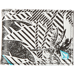 SALE! $14.99 - Save $12 on Volcom Reform Wallet (Aqua) Bags and Luggage - 44.48% OFF $27.00