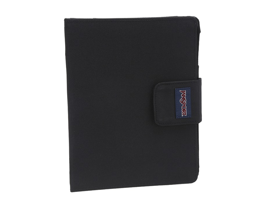 JanSport - 1.0 Folio For iPad (Black) Computer Bags