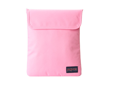 JanSport 1.0 Tablet Sleeve (Pink Pansy) Wallet