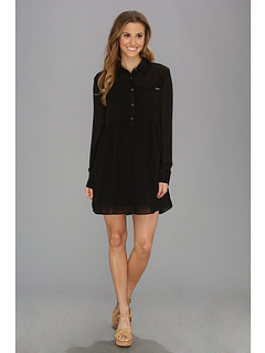 SALE! $34.99 - Save $25 on Volcom Space Case Dress (Black) Apparel - 41.19% OFF $59.50