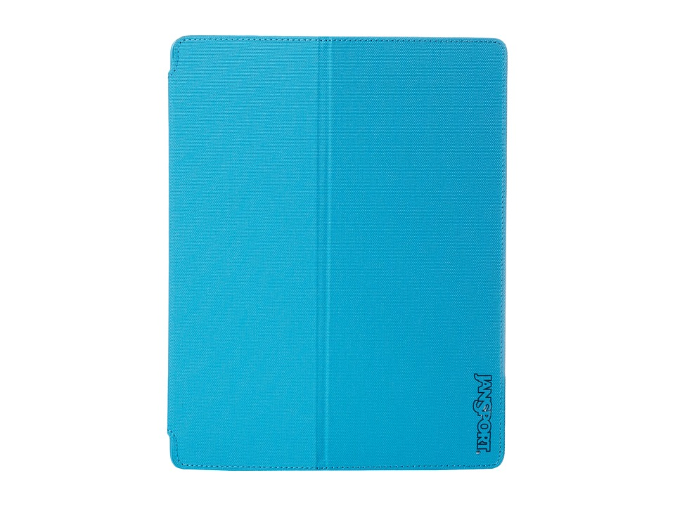 JanSport - Snapstand For iPad (Mammoth Blue) Wallet