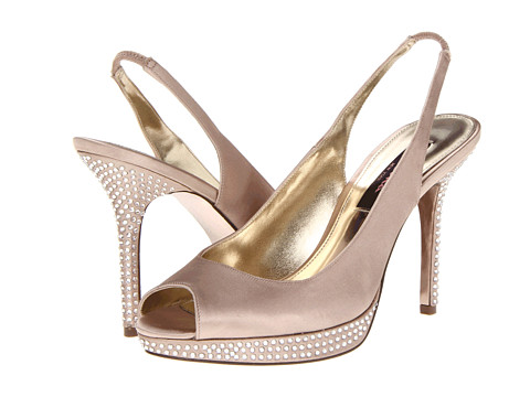 Nina Falcon (Champagne) High Heels