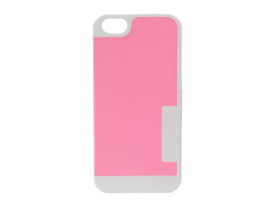 JanSport - Slipcase For iPhone 5 (Pink Pansy) Wallet