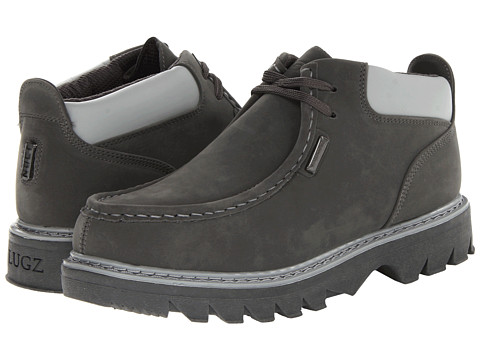 UPC 737182284408 product image for Lugz Fringe (Charcoal/Light Grey  Thermabuck) Men's Lace ...