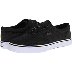 SALE! $17.99 - Save $17 on Lugz Vet Denim (Black White Canvas) Footwear - 48.60% OFF $35.00