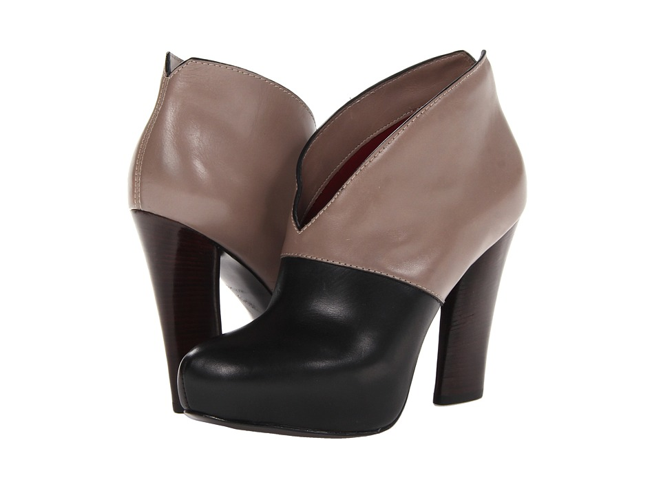 Marc by Marc Jacobs - Bootie (Black/Nude) Women's Shoes