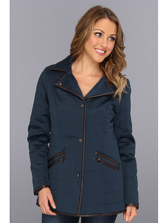 SALE! $46.99 - Save $111 on Pendleton Camas Quilted Jacket (Night Sky) Apparel - 70.26% OFF $158.00