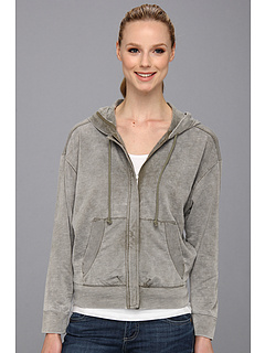SALE! $42.99 - Save $27 on Calvin Klein Jeans Essential Zip Front Hoodie (Rosemary) Apparel - 38.14% OFF $69.50