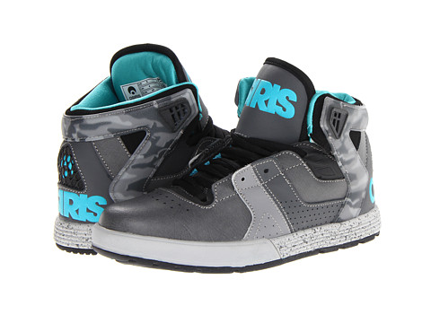 Osiris - L2 (Charcoal/Sea/Camo) Men