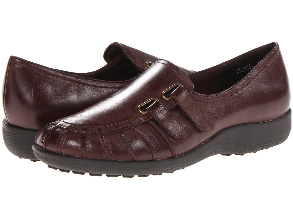 Walking Cradles - Accent (Brown Waxy Soft Leather) Women
