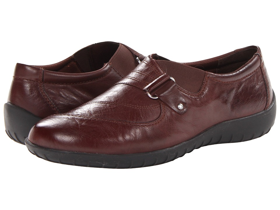 Walking Cradles - Claudia (Tobacco Waxy Soft Leather) Women