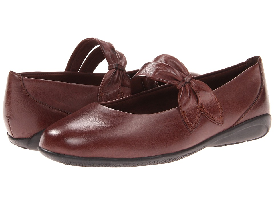 Walking Cradles - Feline (Tobacco Waxy Soft Leather) Women