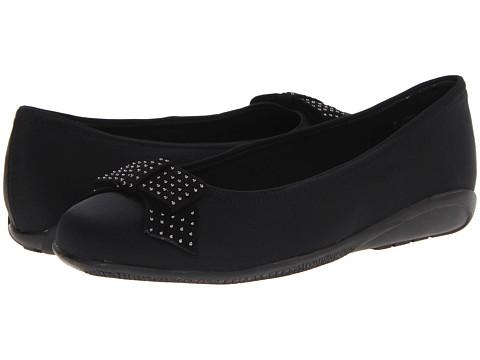 Walking Cradles - Satin (Black Micro) Women's Shoes