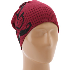 SALE! $16.99 - Save $8 on Volcom Bad Toda Stone Beanie (Burgundy) Hats - 32.04% OFF $25.00