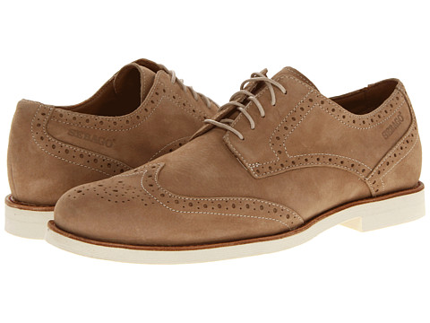 Sebago - Thayer Wingtip (Milkshake) Men's Shoes