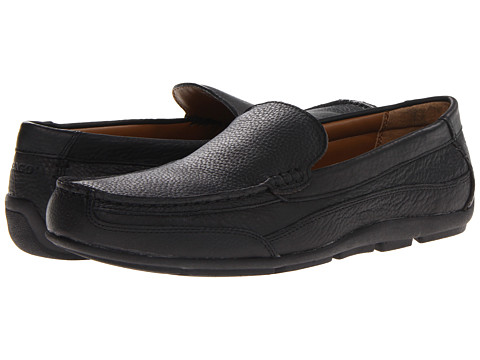 Sebago - Captain (Black Pebble) Men
