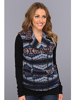 SALE! $71.99 - Save $166 on Pendleton Laredo Vest (Hawkeye Jacquard) Apparel - 69.75% OFF $238.00