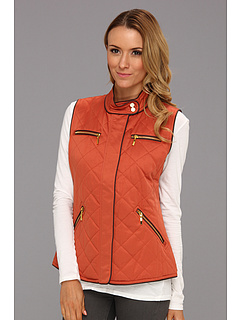SALE! $56.99 - Save $81 on Pendleton Camas Quilted Vest (Autumn Glaze) Apparel - 58.70% OFF $138.00