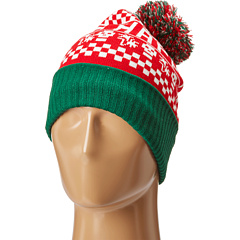 SALE! $14.99 - Save $9 on Vans Happy Ollie Days Beanie (Verident Green) Hats - 37.54% OFF $24.00