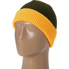 SALE! $11.99 - Save $8 on Nike SB Two Tone Beanie (Legion Green Laser Orange) Hats - 40.05% OFF $20.00