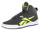 Reebok - BB4700 Mid (Rivet Grey/Flat Grey/Neon Yellow/White)
