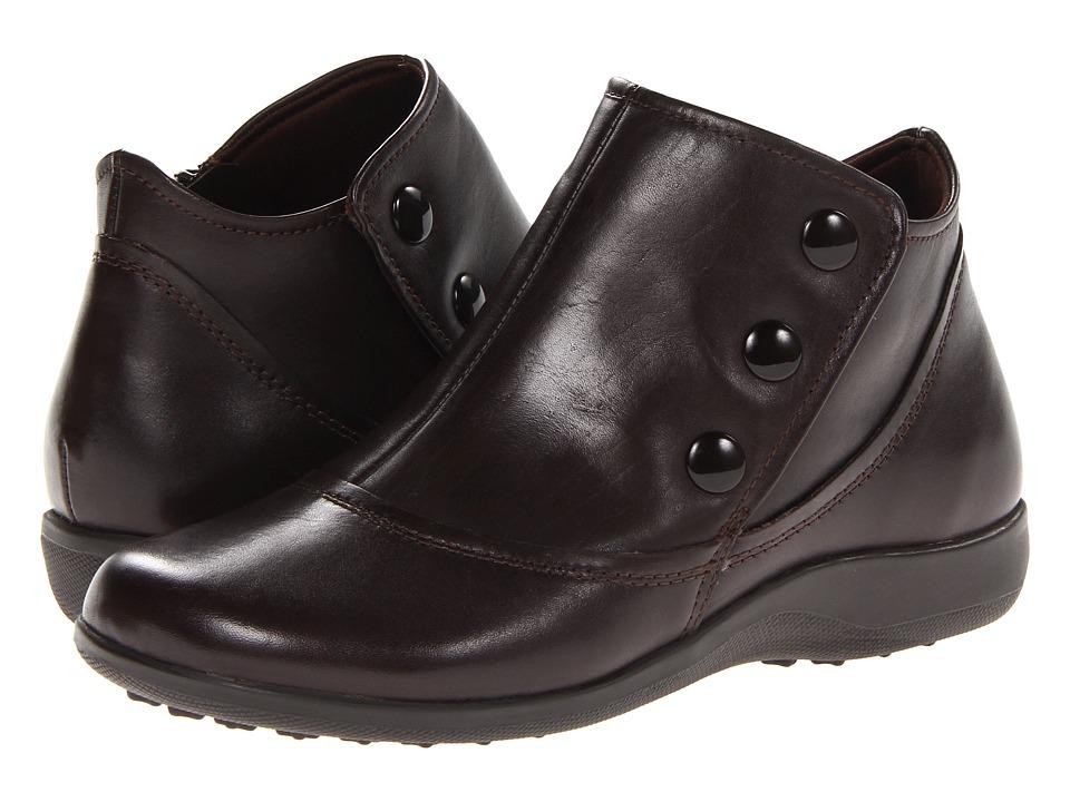 Walking Cradles - Zenith (Brown Leather) Women's Boots