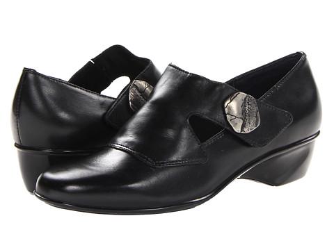 Walking Cradles - Tai (Black Leather) Women