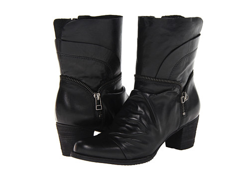 Walking Cradles - Little (Black Soft Any Leather) Women's Boots